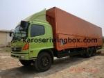 Karoseri Wing Box