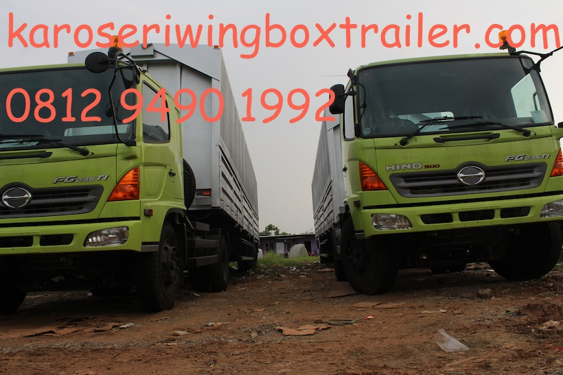 karoseri-wingbox-trailer-hino-fg-235-tracktor-head