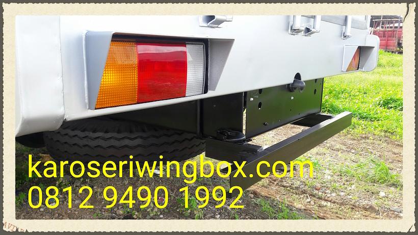 Karoseri wing box Mitsubishi Fuso FM517HL, pilihan terbaik hubungi 081294901992 klik http://www.karoseriwingbox.com